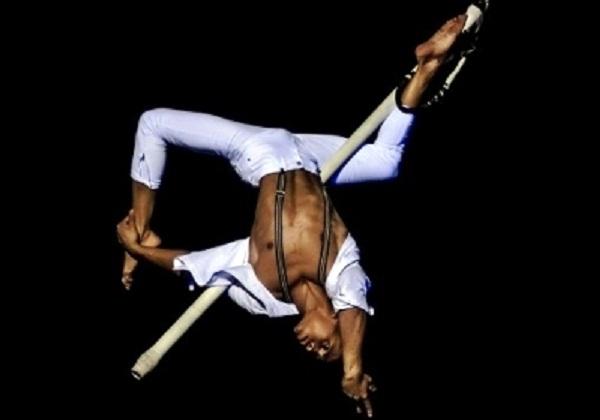 Joven cubano conquista dos galardones en Festival Iberoamericano de Circo