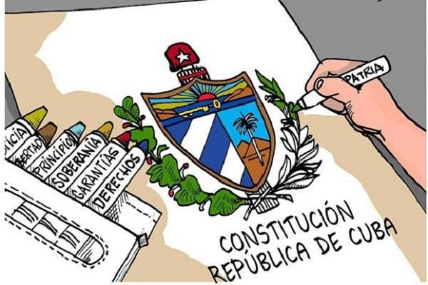 Camagüeyanos por su Carta Magna, con todos y para el bien de todos (+ Audio)