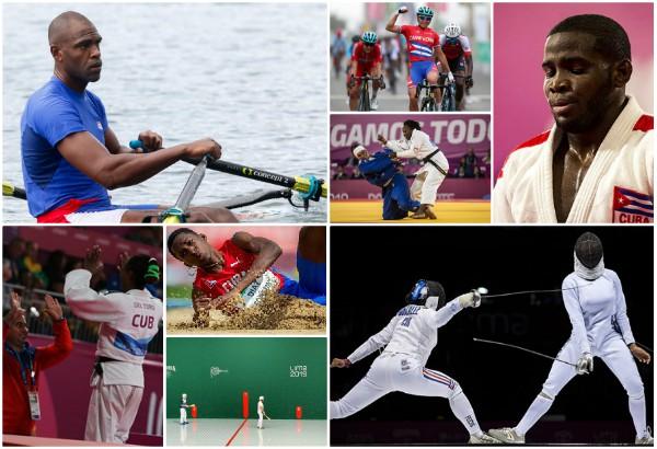 Cuba firma importantes resultados en penúltima jornada de Juegos Panamericanos