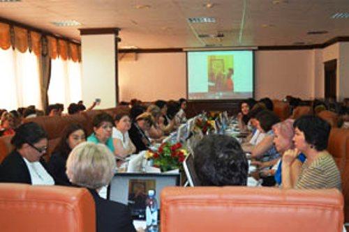 Reconocen en Kazajastán experiencia educativa preescolar cubana