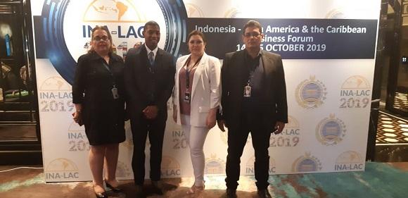 Participó Cuba en primer Foro de Negocios Indonesia-América Latina