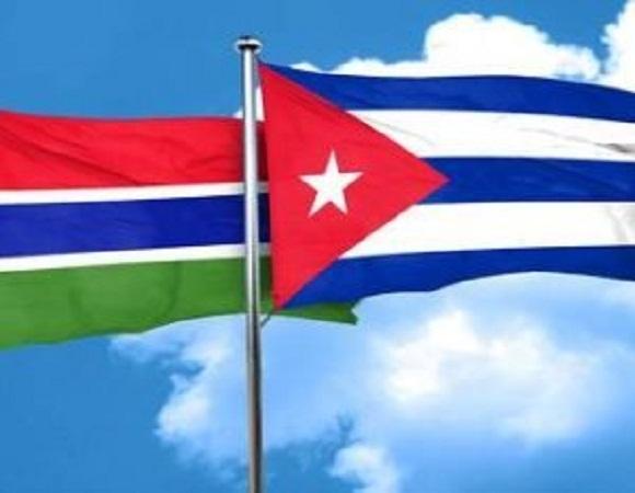 Rememoran  en Cuba la independencia de Gambia