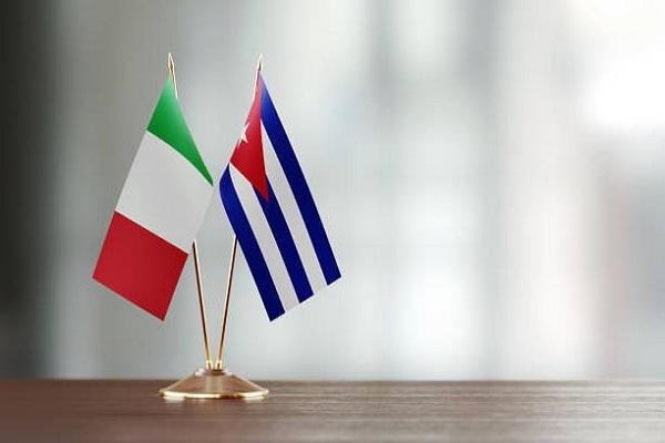 Cuba e Italia exploran oportunidades de negocios