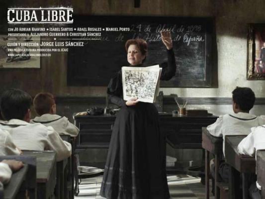 Comenzará por Camagüey estreno nacional de la película Cuba libre