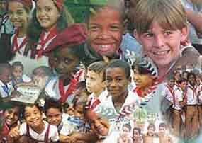 Cuba materializa gran parte de Objetivos del Milenio