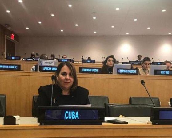 Cuba exhibe avances sociales, a despecho del bloqueo