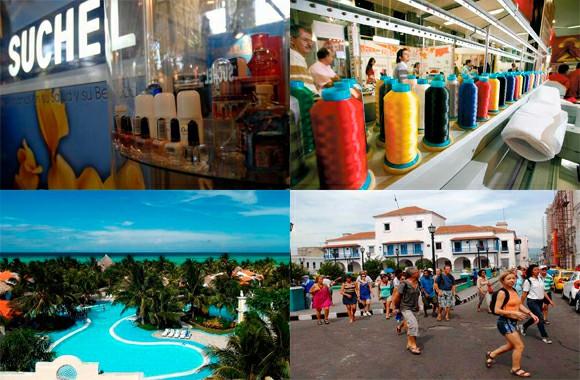 Portugal interesado en invertir en sectores cubanos del turismo y la industria ligera