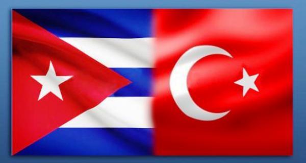 Fortalecerán Cuba y Turquía relaciones comerciales