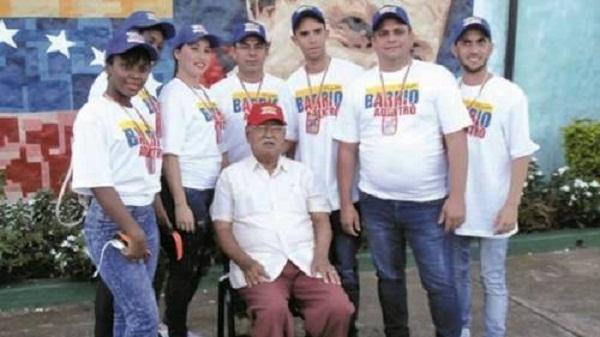 Muchachos invencibles honran a Fidel en Venezuela