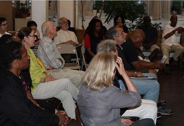 Reiteran apoyo a la Revolución amigos de Cuba en  Estados Unidos