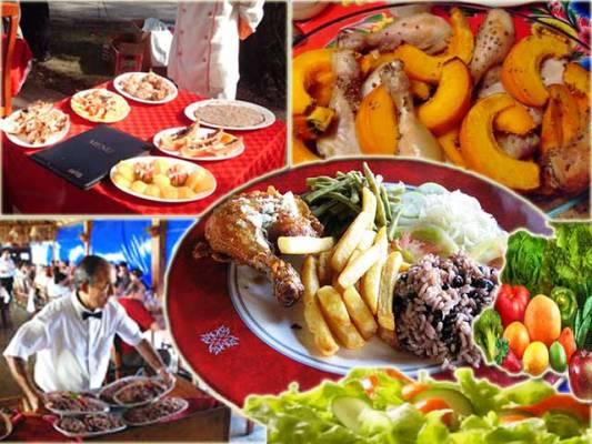 Un forum en ligne sur la cuisine cubaine demain