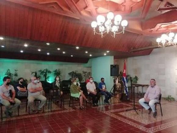 Encuentro para testimoniar la última estancia de Fidel en Camagüey (+ Post)