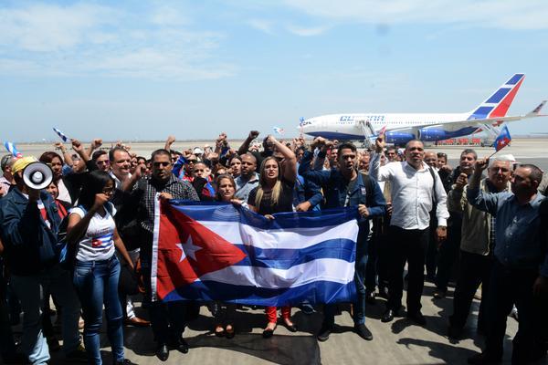 Declaración de delegados cubanos a foros paralelos de VIII Cumbre de las Américas