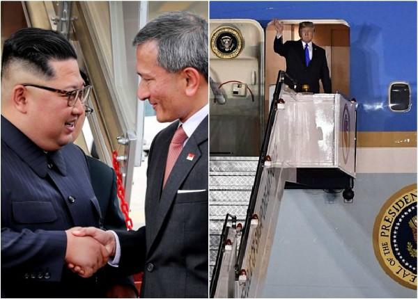 Trump y Kim hablarán en Singapur sobre desnuclearización