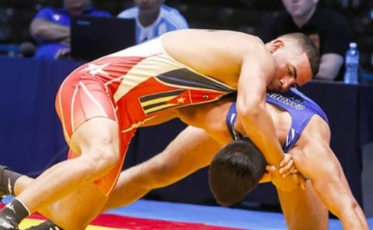 Rumbo a Mundial de Polonia gladiadores cubanos del sub 23