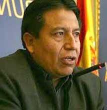 Reitera canciller de Bolivia disposición del Ejecutivo para dialogar con marchistas indígenas