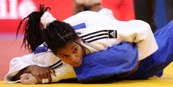Cubana Dayaris Mestre queda quinta en Grand Prix de Judo