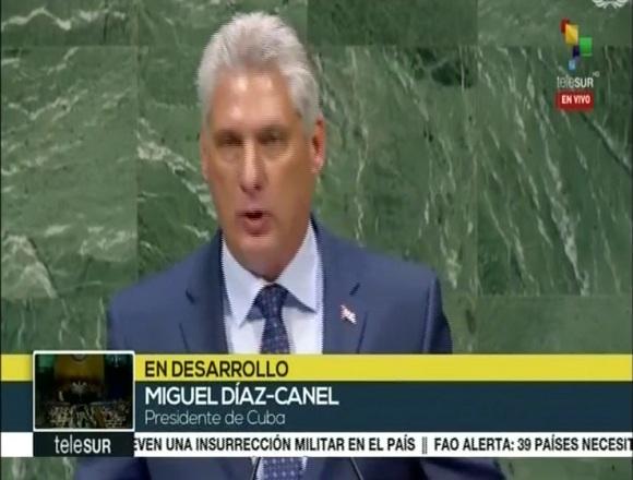 Cuba fue la voz de los desfavorecidos hoy en Naciones Unidas (+Video)