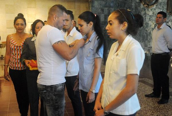 Sello Forjadores de Futuro distingue a jóvenes y colectivos camagüeyanos