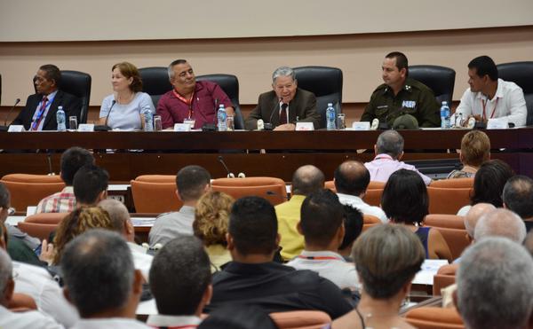 Concluyó en Cuba Congreso Internacional sobre Desastres
