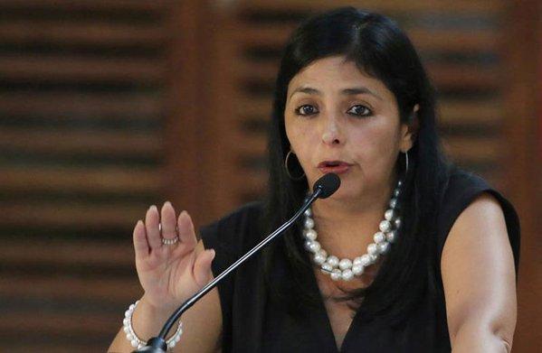 Canciller venezolana asegura que su país promoverá el Socialismo del siglo XXI