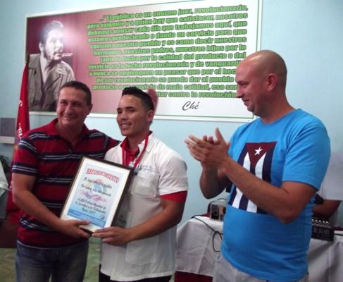 Elige Camagüey su primer delegado directo al Festival de la Juventud y los Estudiantes (+ Audio y Fotos)