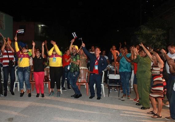 En casa delegación camagüeyana al Festival juvenil de Sochi (+ Fotos)