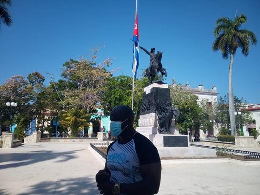 Aspira Frank Madan representar a Cuba en Tercera Copa de Béisbol del Caribe