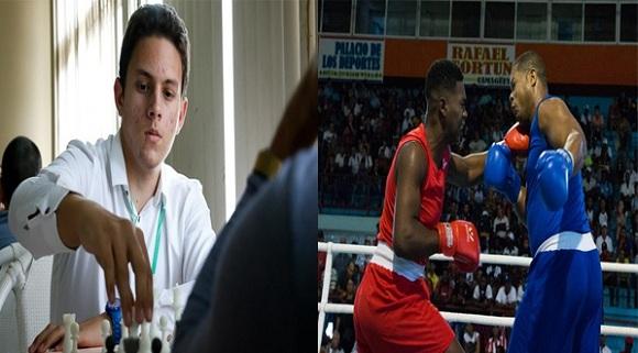 Los mejores del deporte en Camagüey en diciembre