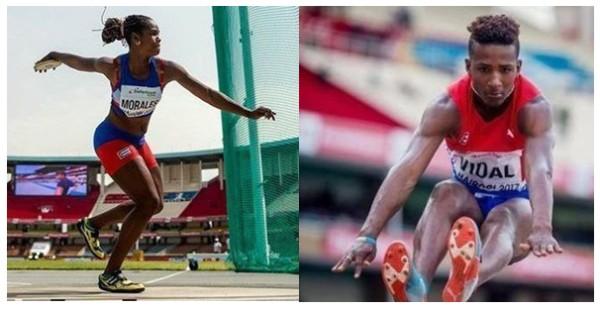 Silinda y Maikel: atletas camagüeyanos más destacados en julio