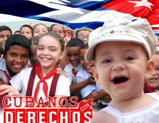 Reconocimiento internacional a Cuba por promoción de los derechos humanos