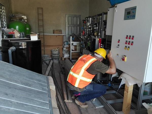 Nueva planta desalinizadora en Camagüey iniciará puesta en marcha en meses venideros (+Fotos)