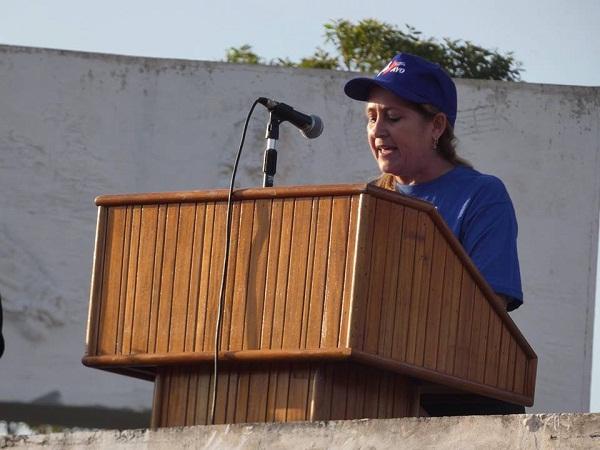 Convocan en Camagüey a continuar unidos por el Socialismo (+ Audio y Fotos)