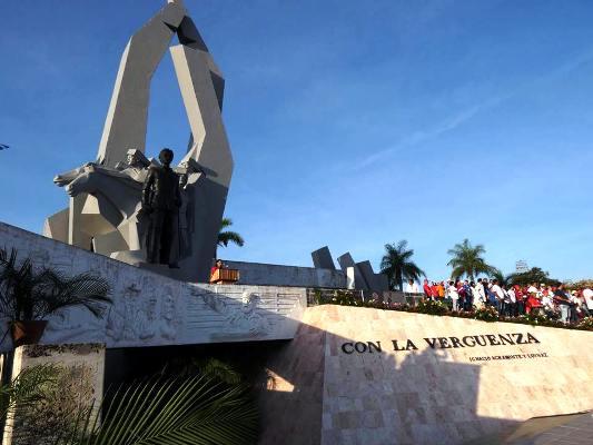 Camagüey's patriotism vibratesin the Square (+ Photos)