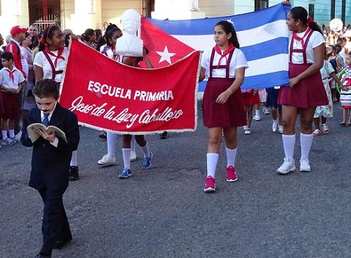 Camagüey rindió homenaje hoy al Apóstol de la independencia de Cuba en cada rincón (+ Fotos)