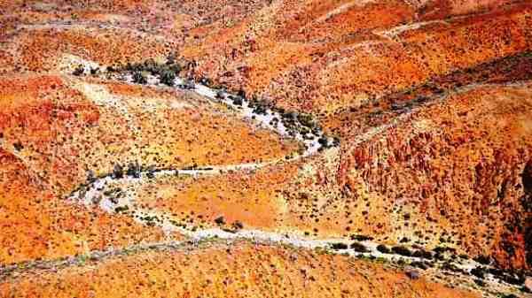 Hallan antiguo asentamiento aborigen en el desierto de Australia