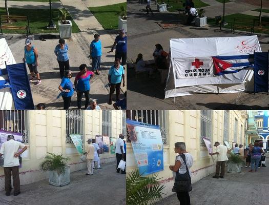 Feria de Salud en Camagüey para crear conciencia sobre la diabetes (+ Fotos)
