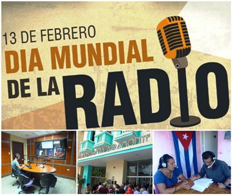 Cadena Agramonte celebra Día Mundial de la Radio junto a sus oyentes