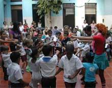 Este 4 de Abril fue un día de fiesta en la escuela especial Ignacio Agramonte.