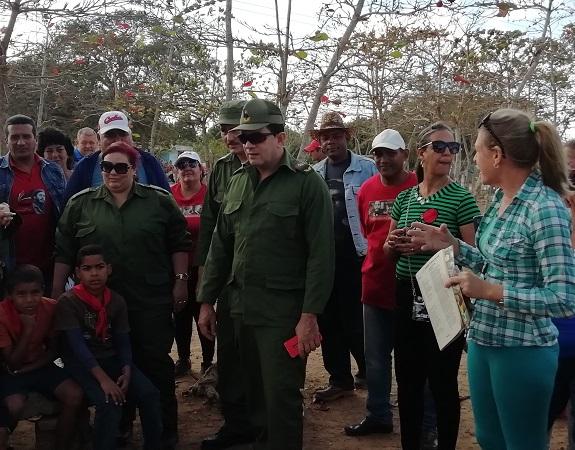 Ratifican camagüeyanos su preparación militar en el Día Territorial de la Defensa (+ Posts y Fotos)