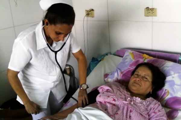 Idalín Condes: enfermera por convicción y amor