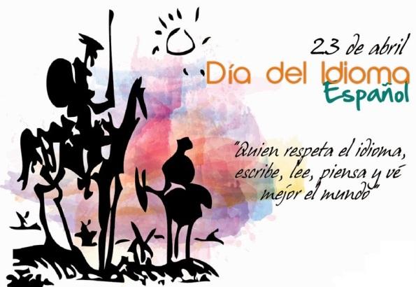 Tributo a Cervantes en Cuba por Día Mundial del Idioma Español