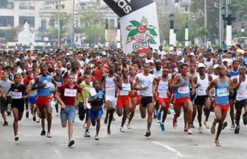 En toda Cuba, carrera por el Día Olímpico