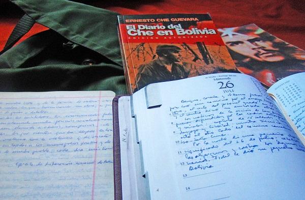 ¿Cómo llegó a Cuba el Diario del Che en Bolivia?