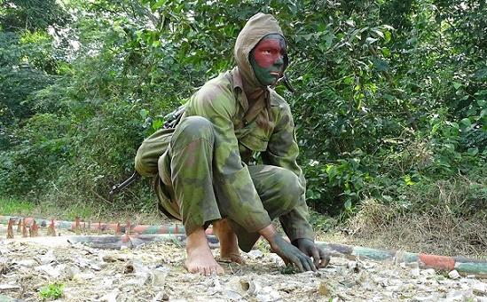 Jornada de preparación para la defensa en Camagüey (+Fotos)
