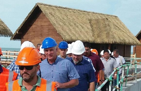 Díaz-Canel realiza visita de Gobierno a Ciego de Ávila