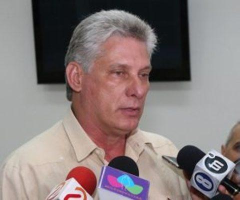 Insta Primer Vicepresidente cubano a defender la integración regional