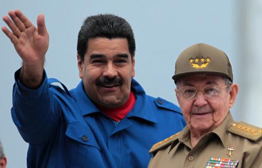 """""""Nuestras revoluciones más grandiosas que nunca""""; expresa Raúl en mensaje a Maduro"""