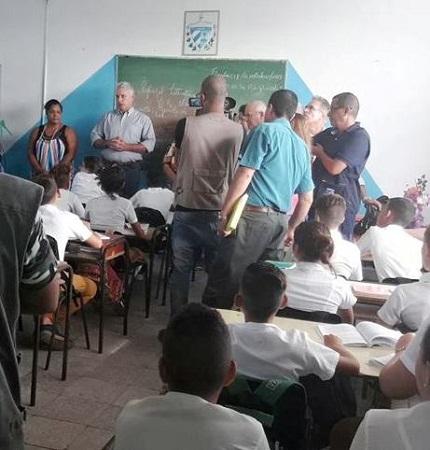 Comienza  Miguel Díaz-Canel visita de trabajo a Camagüey