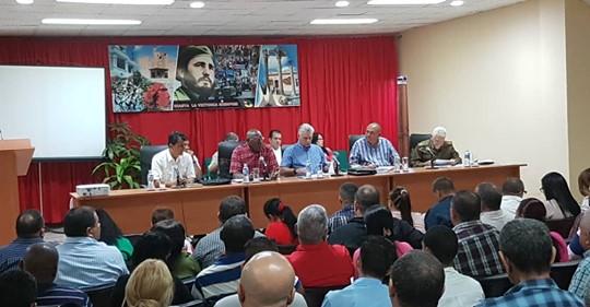 Chequea Díaz-Canel en Las Tunas medidas de ahorro energético (+Posts)